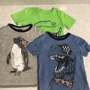 Other - Baby Gap and Jumping Bean Shirts